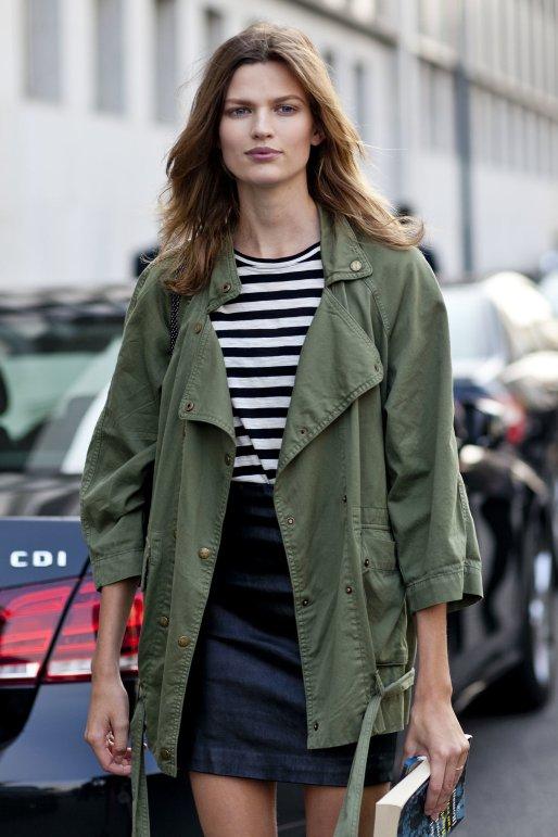 軍綠外套6