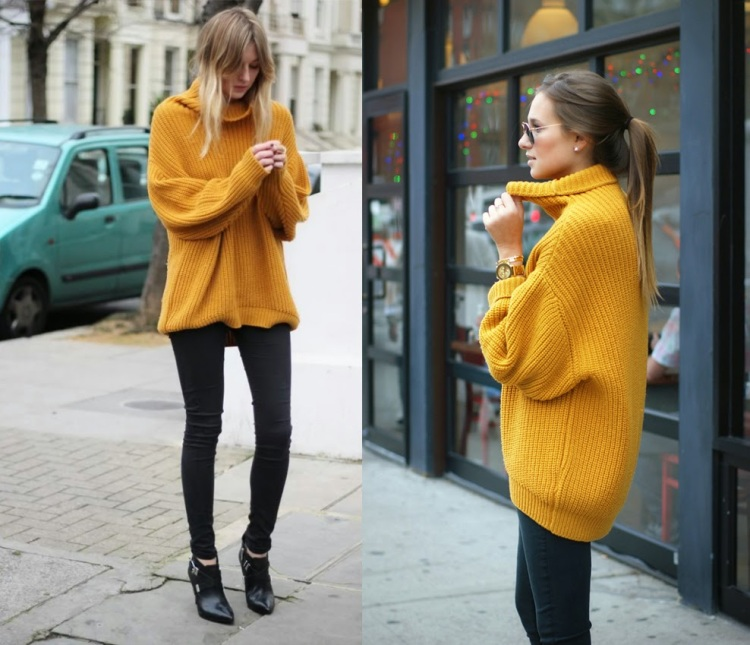 mustard-yellow-sweater-street-style-outfit