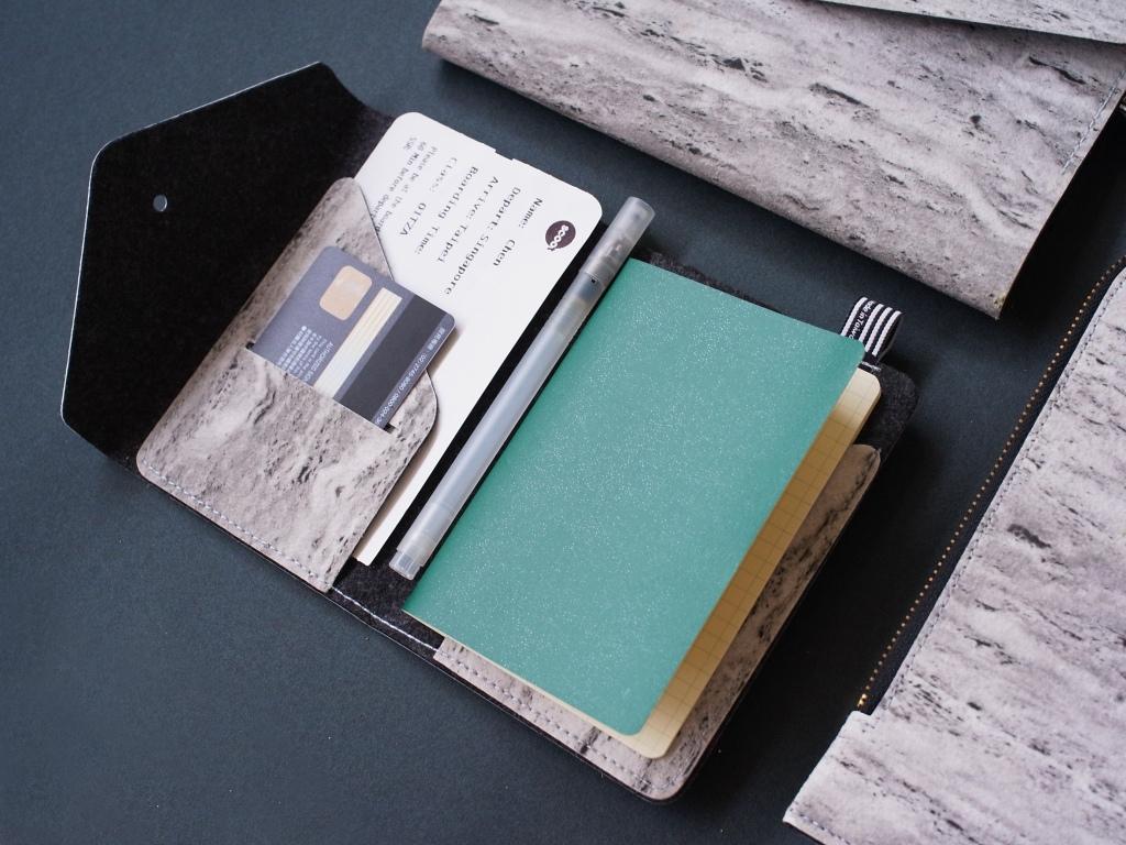 護照夾 passort_inside