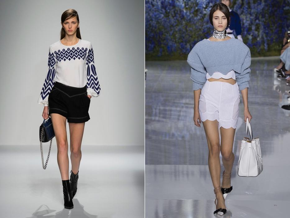 品牌:Andrew Gn、Christian Dior