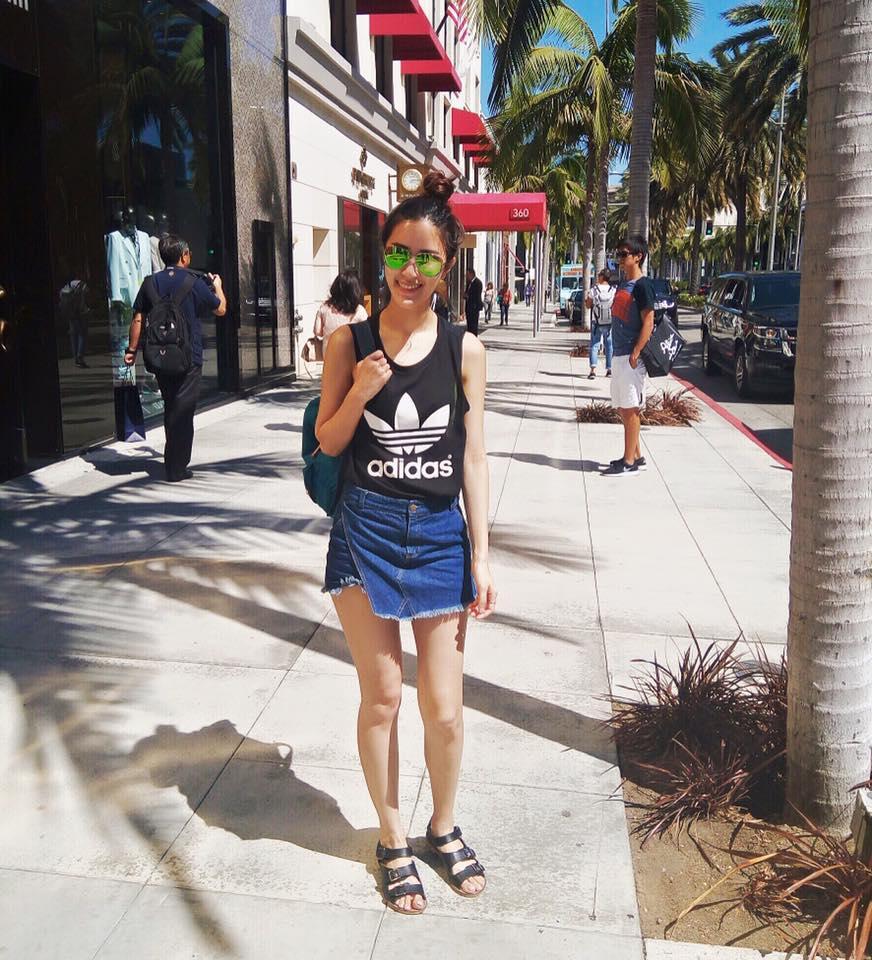 Adidas Originals 上衣 在Urban 買的