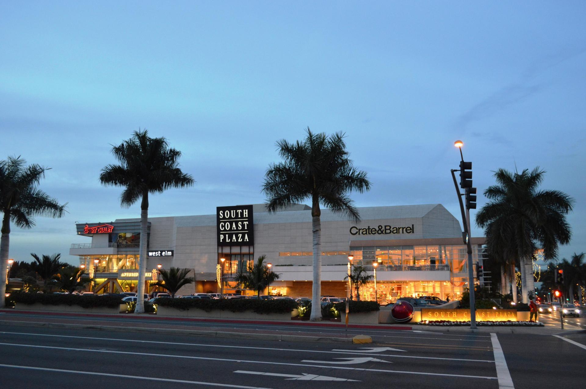 South Coast Plaza1